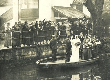 Dorothy's wedding to Herbert Henning