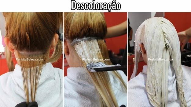 como descolorir o cabelo todo, cabelo platinado