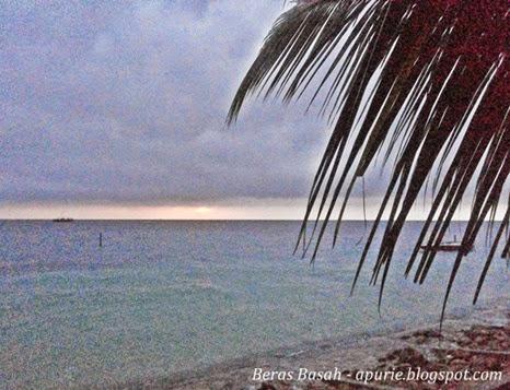 Sunrise Beras Basah