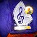 cle de sol (music) acrylic trophy. www.medalit.com - Absi Co