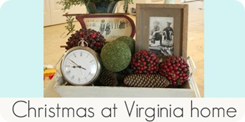 Christmas at Virginia home