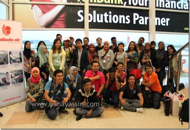 Sarawak Malindo Air201
