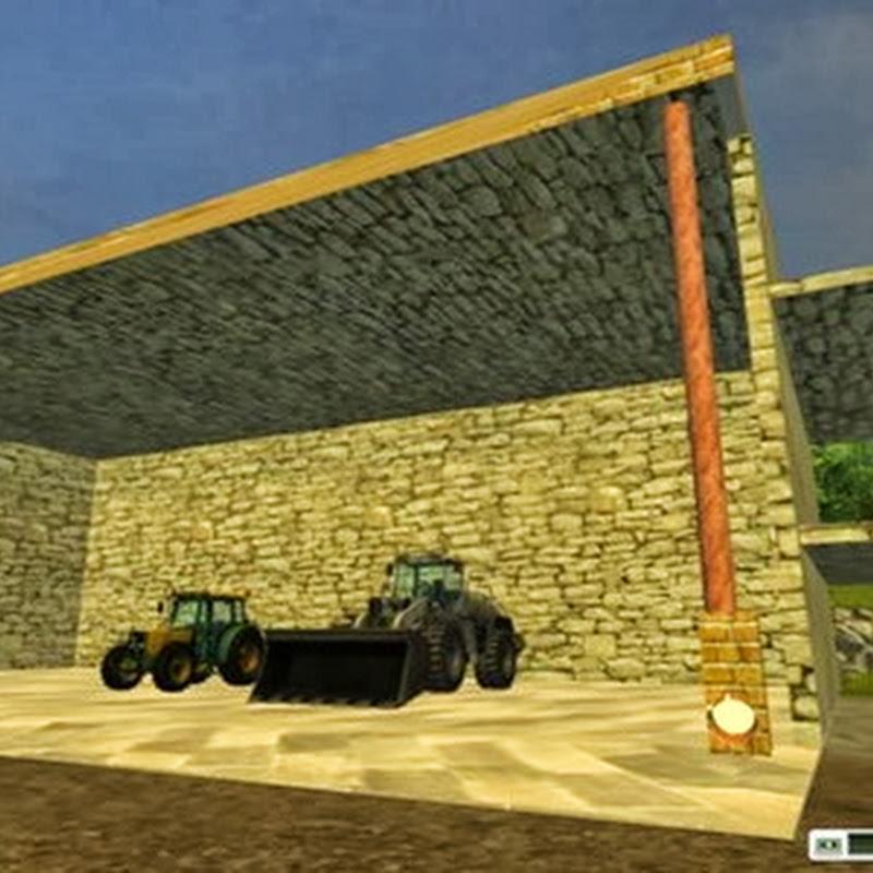 Farming simulator 2013 - Placeable Garage