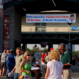 Rivercats, Friday, June 13 2008, vs Tacoma Rainiers
