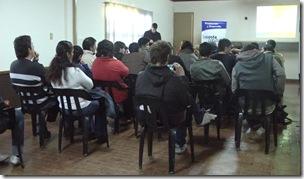 Introducción al programa Capital Semilla 2012 en Mar de Ajó
