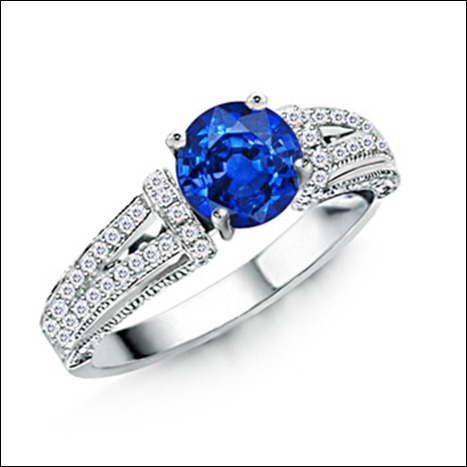 Round-Sapphire-and-Diamond-Antique-Ring-in-14k-White-Gold_SR0154SB_Reg
