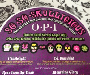 OPI So So Skullicious 3