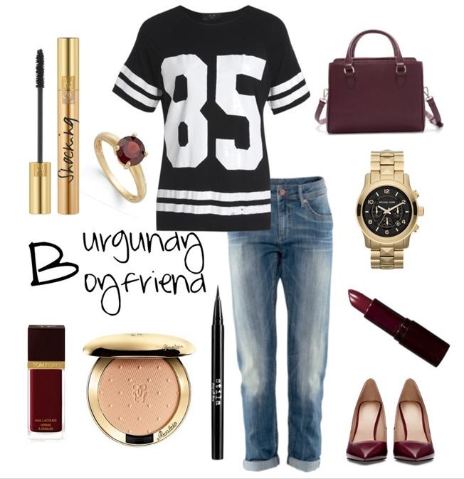 Burguny-Boyfriend