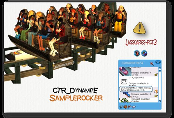 CTR_DynamitE (Samplerocker) lassoares-rct3