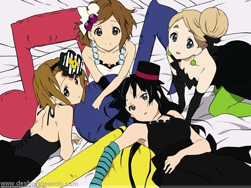 k-on anime wallpapers papeis de parede download desbaratinando (34)