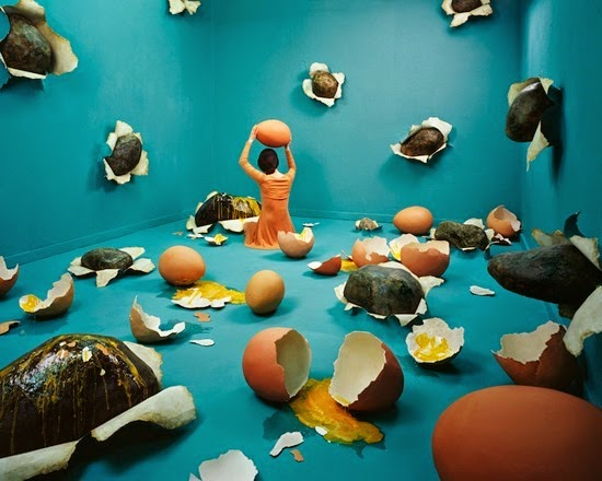 Autoretratos JeeYoung Lee 02