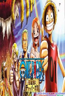 Đảo Hải Tặc 2002 - One Piece Movie