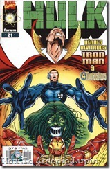 P00021 - Hulk v2 #21