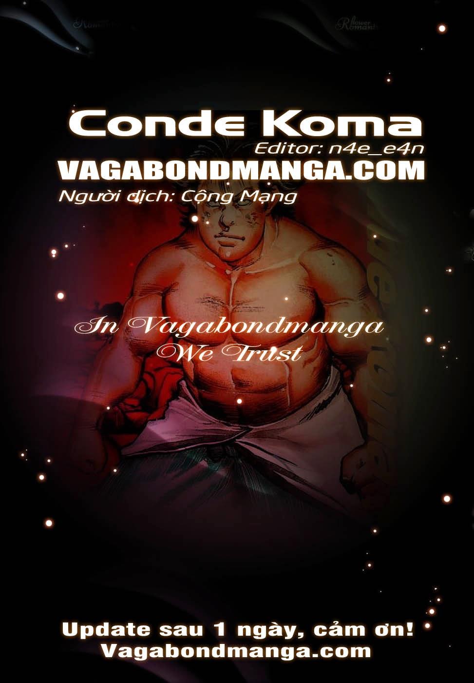 Conde Koma Chap 91