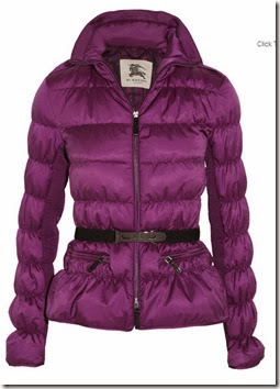 Burberry Padded Coat