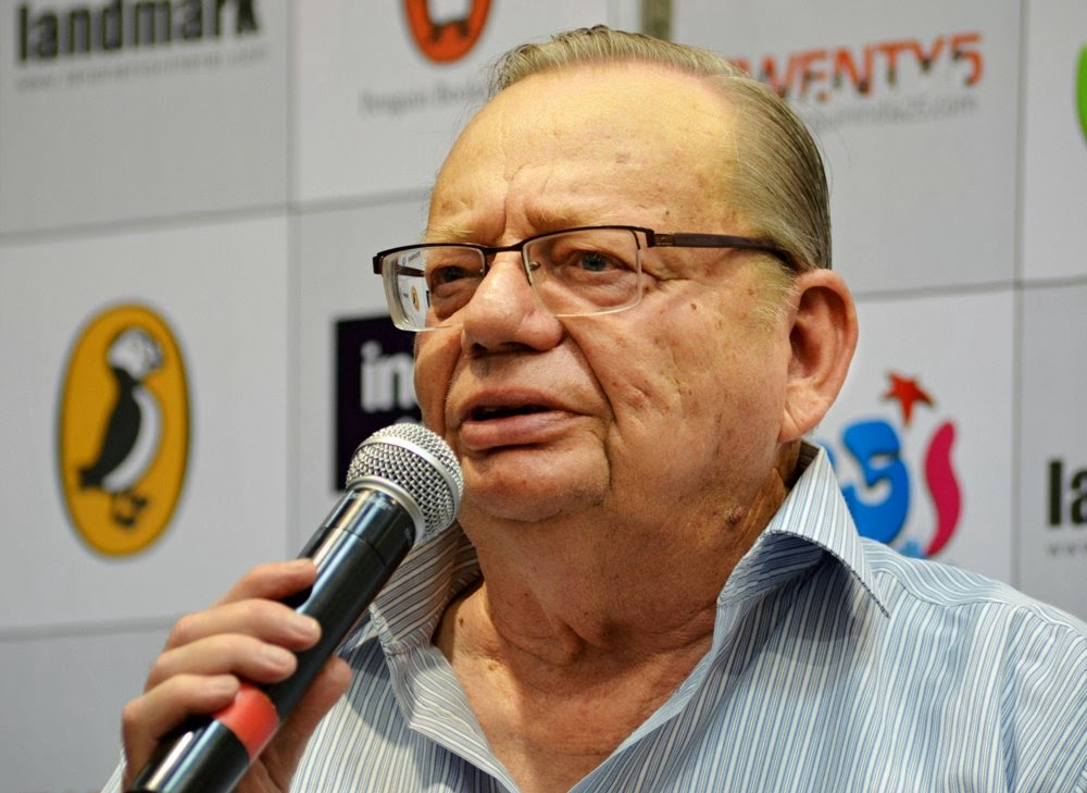 Padma Bhushan for Ruskin Bond Vikrmn Author 10 Alone CA Vikram Verma