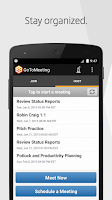 Screenshot of GoToMeeting
