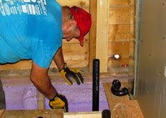 1407261 July 25 Terry Working On The Shower