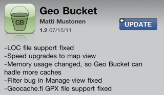 Geo Bucket 1.2