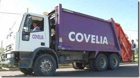 La recolección de residuos se realiza con un sistema municipal de emergencia