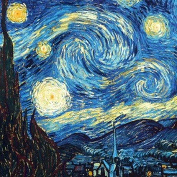 8- Starry Night