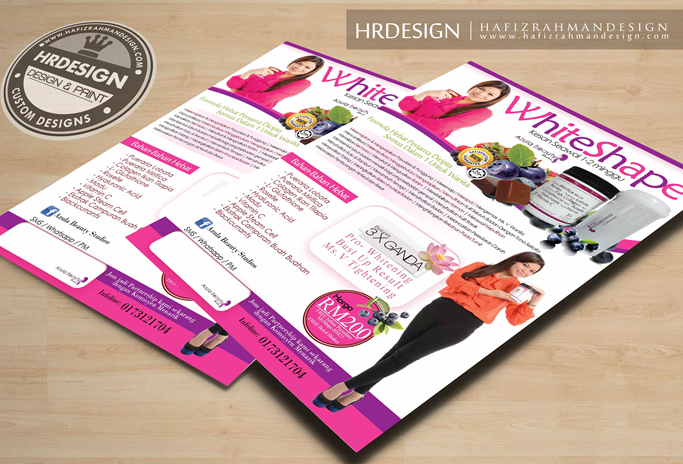 WHITESHAPE-BEAUTY-PRODUCT-FLYERS-DESIGN