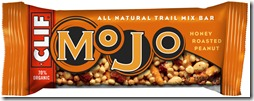 CLIF MOJO Honey Roasted Peanut - 080310