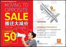 SSF Moving Opposite Sale 2013 Malaysia Deals Offer Shopping EverydayOnSales