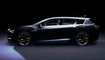 Subaru Advanced Tourer Concept to Showcase Turbo Hybrid Tech: Tokyo Motor Show Preview