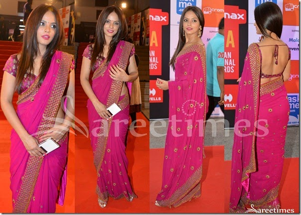 Neetu_Chandra_Pink_Embroidery_Saree(2)
