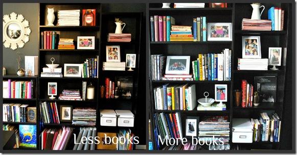 more book shelf