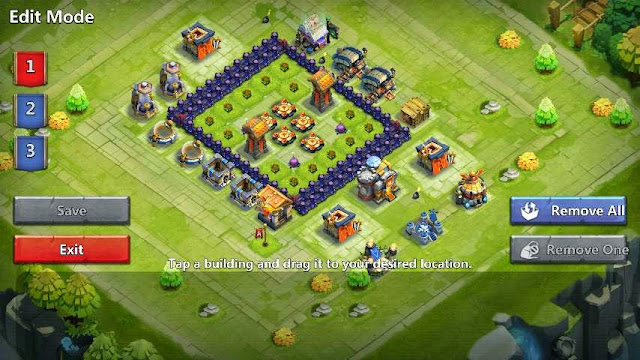 Home » Android » tips dan trik game » Tips dan trik Castle Clash