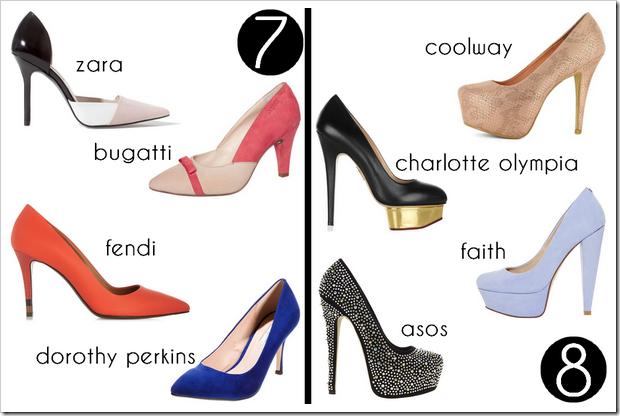 Zapatos basicos necesarios mujer 04