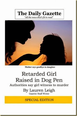 Retarded Girl Raised in Dog Pen cover