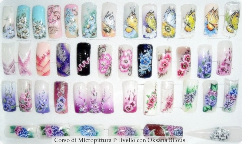 Micropittura nail art image collections nail art and nail design micropittura nail art best nails art ideas prinsesfo image collections prinsesfo Gallery