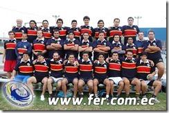 2012 Ecuador at CONSUR C
