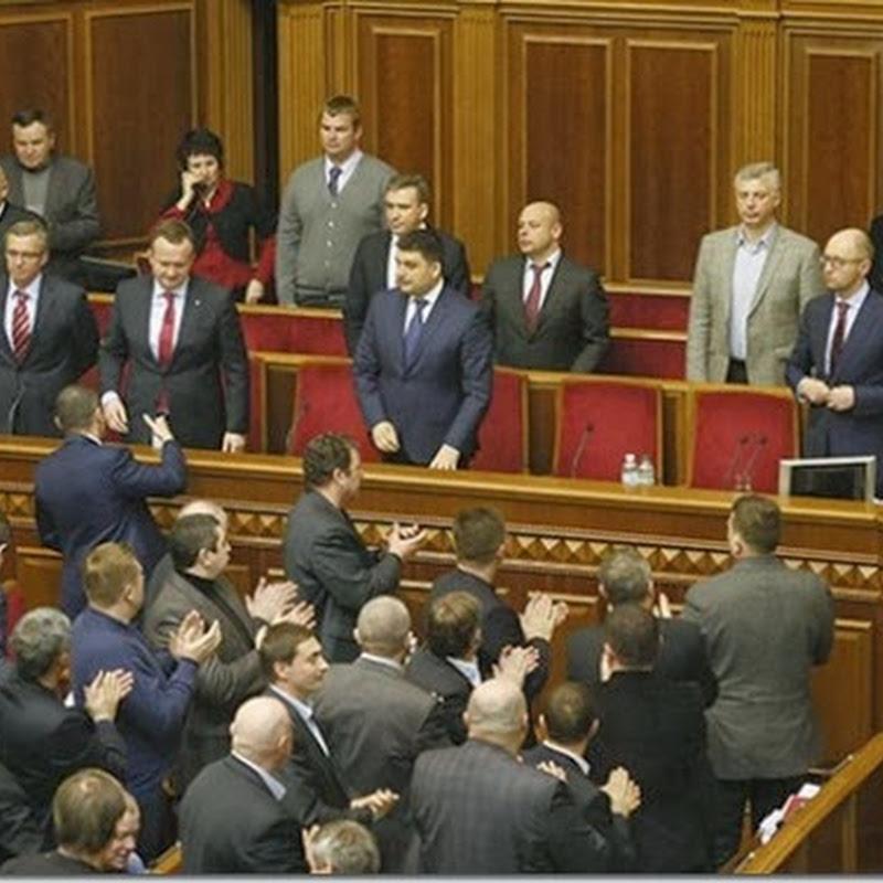 Rusia da asilo a depuesto Presidente de Ucrania