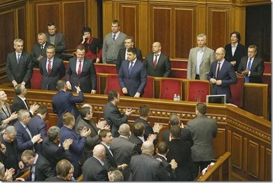 Crisis en Ucrania
