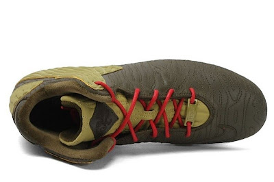 nike lebron 11 nsw sportswear lifestyle olive 1 06 A New Look at Nike LeBron XI NSW Lifestyle in Olive Colorway