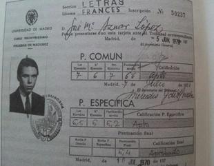 Aznar -- Notas