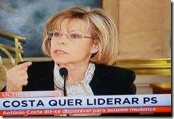 António Costa vai encontrar resistências. Mai.2014
