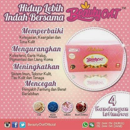 BeautyOat Info Malay