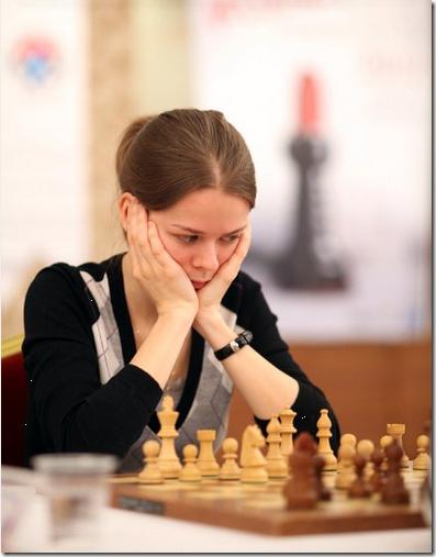 GM Tatiana Kosintseva, Russia