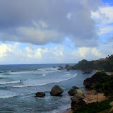 A Mix Of Sun And Storm At Bathsheba - Bridgetown, Barbados