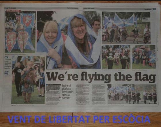 vent de libertat per Escòcia