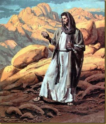 JESUS TENTACIONES