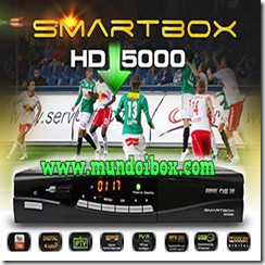 SMARTBOX HD 5000