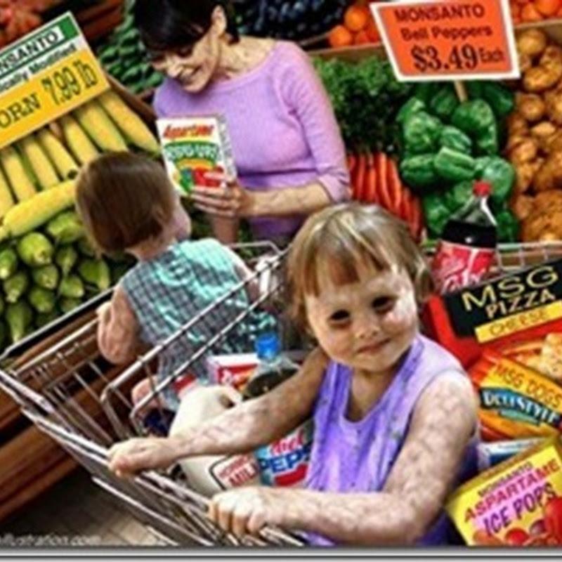Maçonaria e o controle mundial da alimentação por poucas empresas.