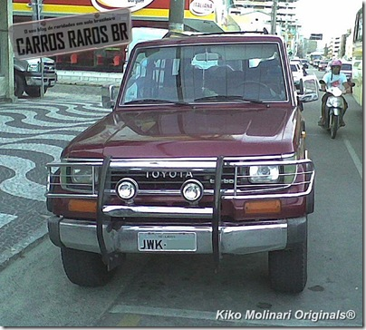 Toyota Land Cruiser II 2 [2]