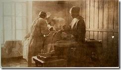 surgery during civil war